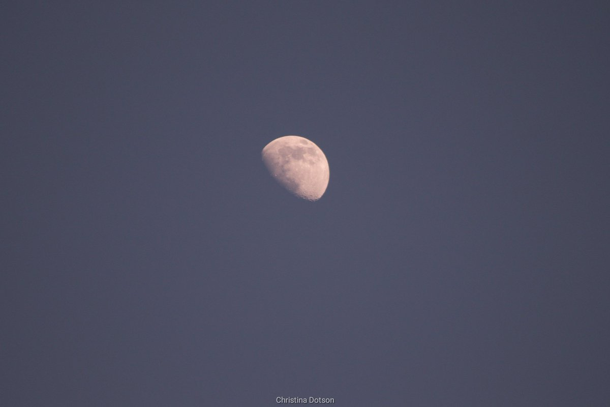 Another shot of the moon tonight #moonphases #photography #canont7i #naturewalks #astrophoto #kysky #nightsky #luna #canon #canonfanphoto #springmoon #observethemoon #skywatcher #weather #twilight #naturephotography https://t.co/qCuPyZBO4O