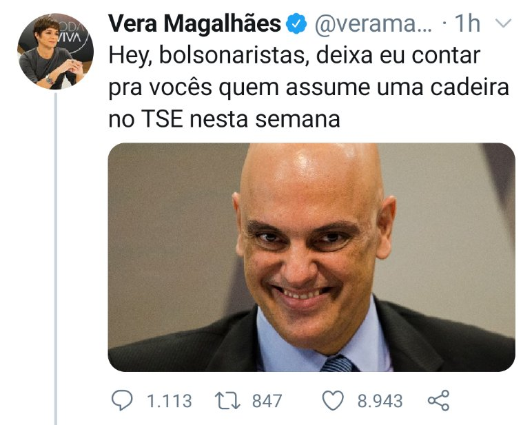 Eu sou advogado há 18 anos e isso para mim, bem como o caso do e-mail do Celso de Melo, se traduzem em flagrante suspeição para qualquer julgamento envolvendo o Presidente @jairbolsonaro https://t.co/QUgismgssp