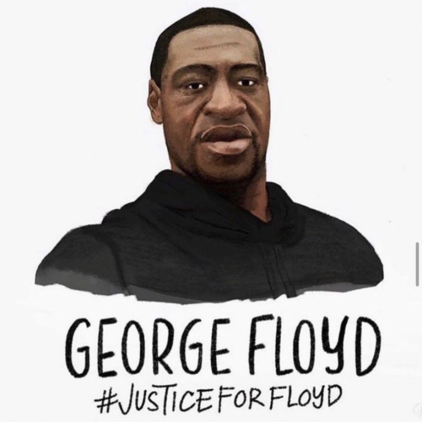 I want to let everyone know out there, I hurt with you and I stand with you. #BlackLivesMatter #ICantBreathe #GeorgeFloyd #JusticeForFloyd #SystematicOppression