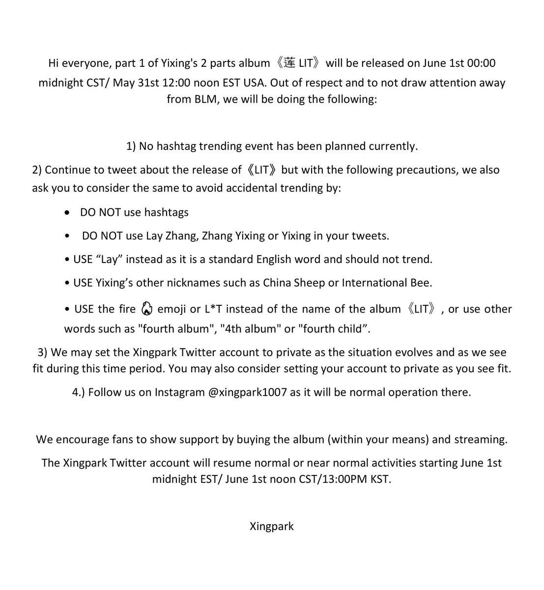 @weareoneEXO @layzhang EXOL PLEASE READ THIS 🔥🔥🔥 https://t.co/U1zgi372xg