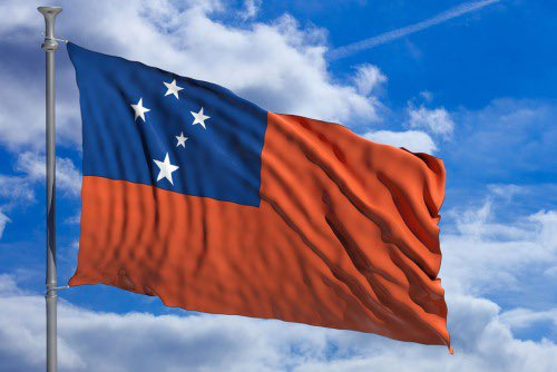 Happy 58th Independence Samoa