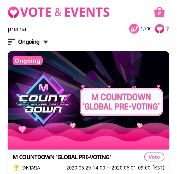 ‼️ ATTENTION MONBEBE ‼️ Please vote for FANTASIA on MCOUNTDOWN prevoting!!! ✔️ whosfan ✔️ Mwave Voting closes at 9am KST. Please vote as much as you can, prevoting is also important as streaming, so little time left so dont ignore and vote if you can!!! #MONSTAX_FANTASIA