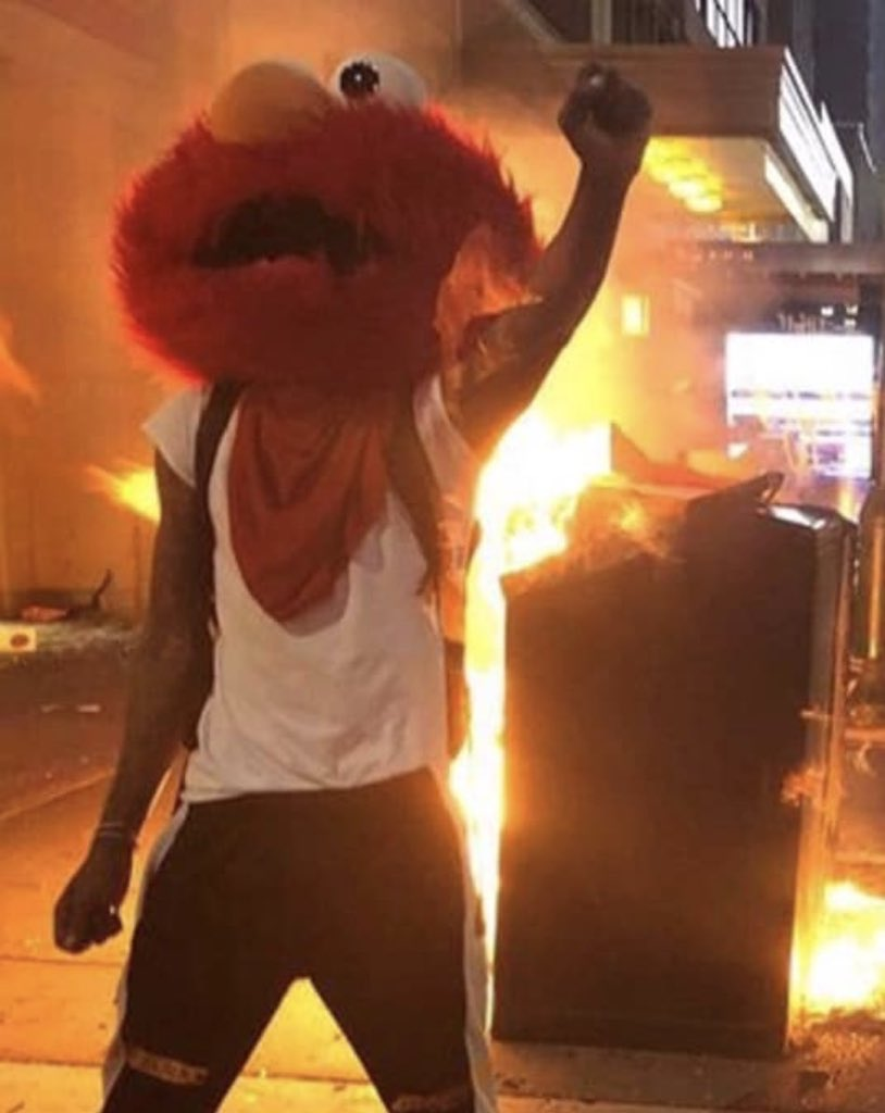2020 Revolution gonna hit different in the history books #protests2020 #phillyriots