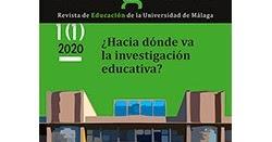 Vol. 1 Nº 1 (2020): ¿Hacia dónde va la investigación educativa?. Revista Márgenes @margenes_rev @InfoUMA  #educación #EDreform #EDtech #TIC #investigación #education #pedagogy #pedagogie #pedagogía #forense #rol #transformacion #Social #school #escuela