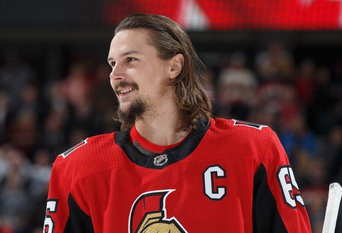 Happy 30th birthday to former captain Erik Karlsson!
