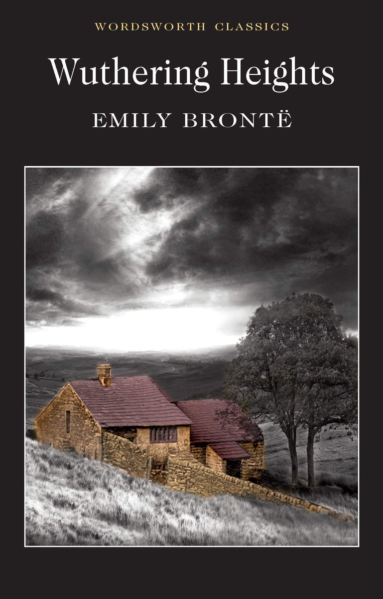 30 Day Book Challenge - a book that makes me sad. #wutheringheights #bronte #30daybookchallengepic.twitter.com/JzCFp1egk6