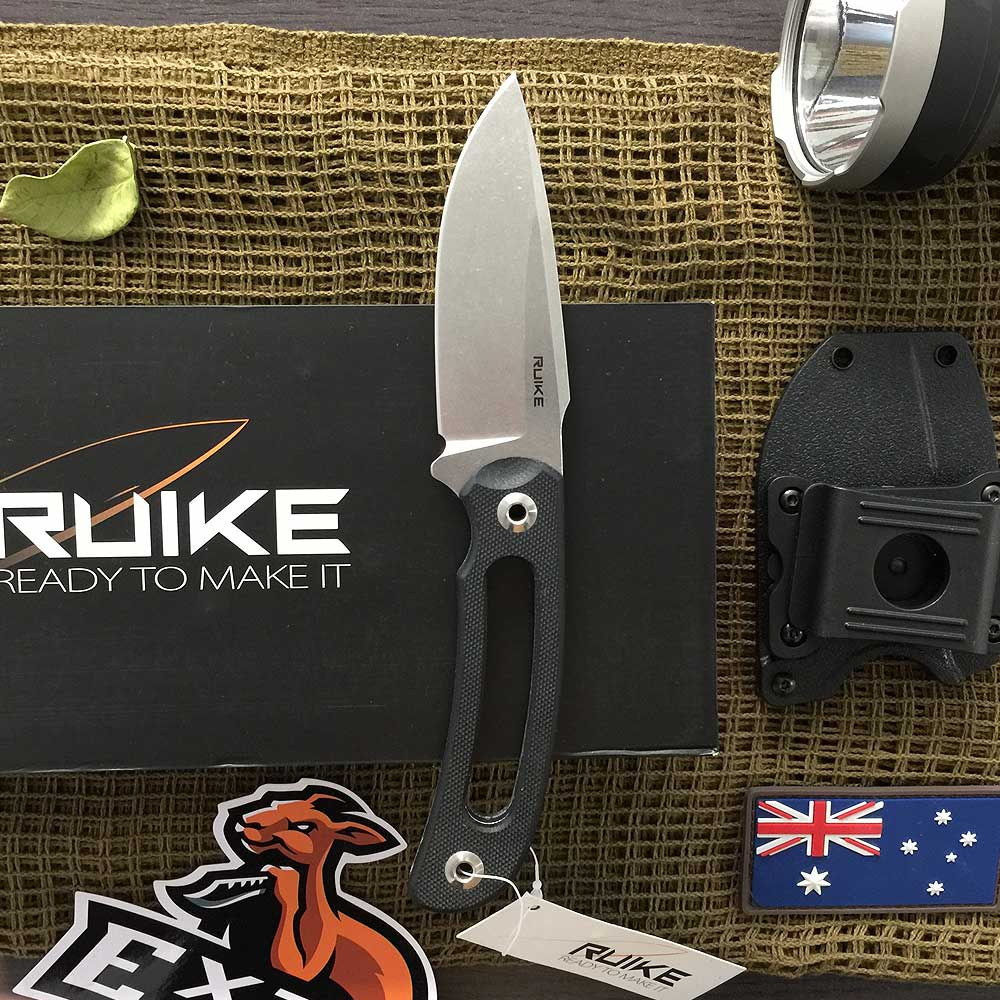 We love this Ruike fixed blade, its the perfect EDC size.  Buy Now: https://www.extac.com.au/ruike-hornet-f815-fixed-blade-knife-7.4-overall-sa…  #Extac #Australia #Knife #EverydayCarry #Trending #Popularpic.twitter.com/ITMppXrVlf
