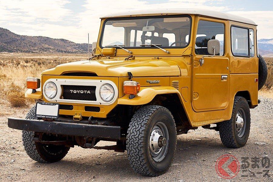 test ツイッターメディア - 無骨さが機能美となっていた頃のクロカン4駆を振り返る  飾り気のない質実剛健な4WD車を、5車種ピックアップして紹介します  ・トヨタ「40系 ランドクルーザー ・三菱初代「パジェロ」 ・日産初代「サファリ」 ・ラーダ「ニーヴァ」 ・フォード初代「ブロンコ」  https://t.co/P9FRXdqOUA https://t.co/MlVCoCTB4f