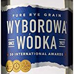 Image for the Tweet beginning: Wyborowa Pure Polish Vodka 40