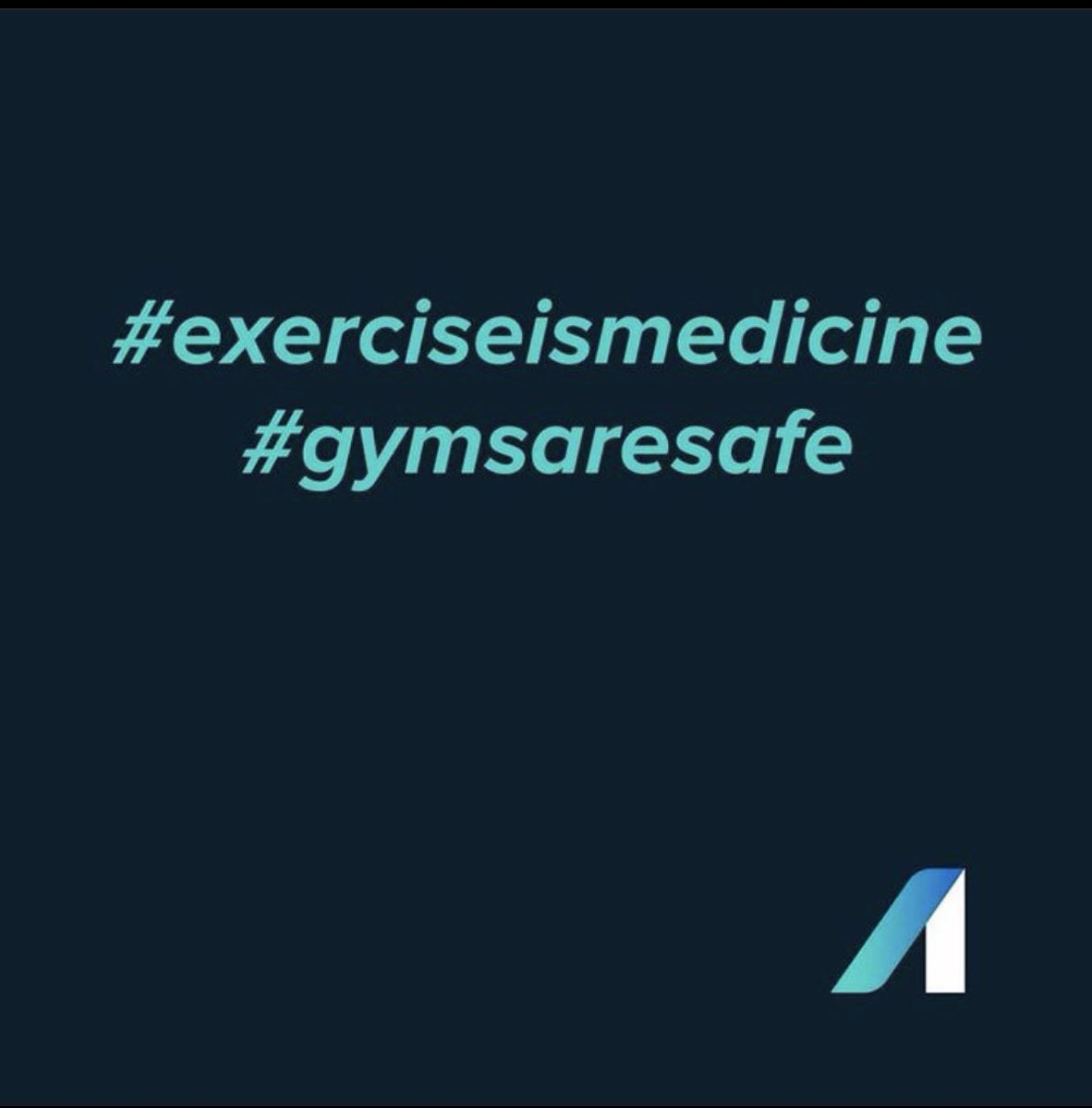 """""""Exercise is important to everyone's health."""" https://t.co/NVLnKAfMbi"""