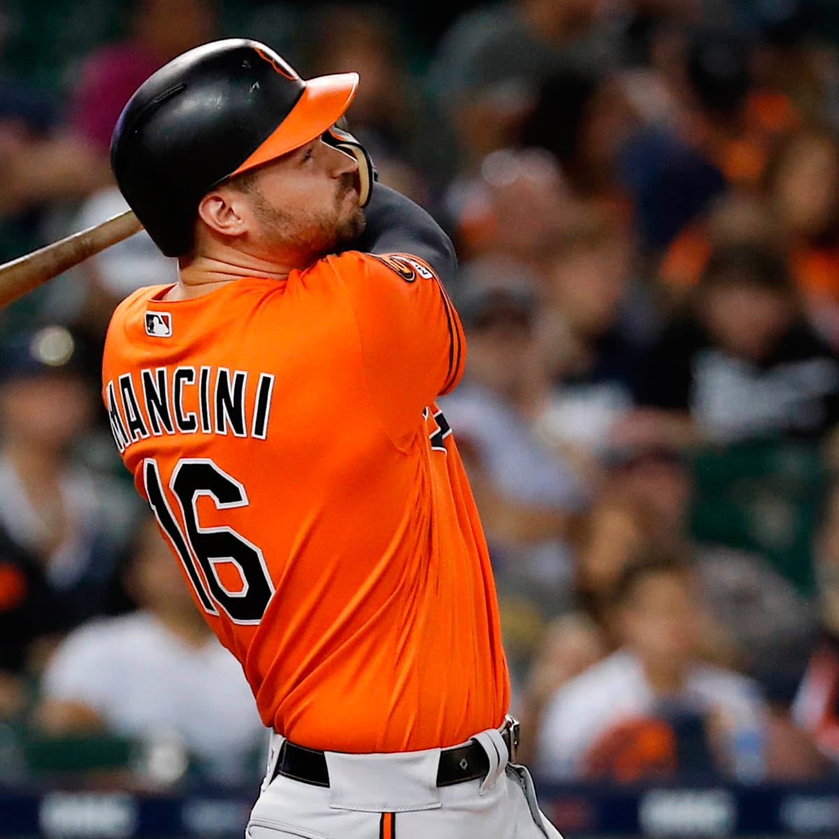 To begin the second round, with the 11th pick of the TMBL Draft, the @TMBLNYYankees select Trey Mancini (@King_Grxzzly) of the @BaronsTmLB!<br>http://pic.twitter.com/RZt7VxqtLz