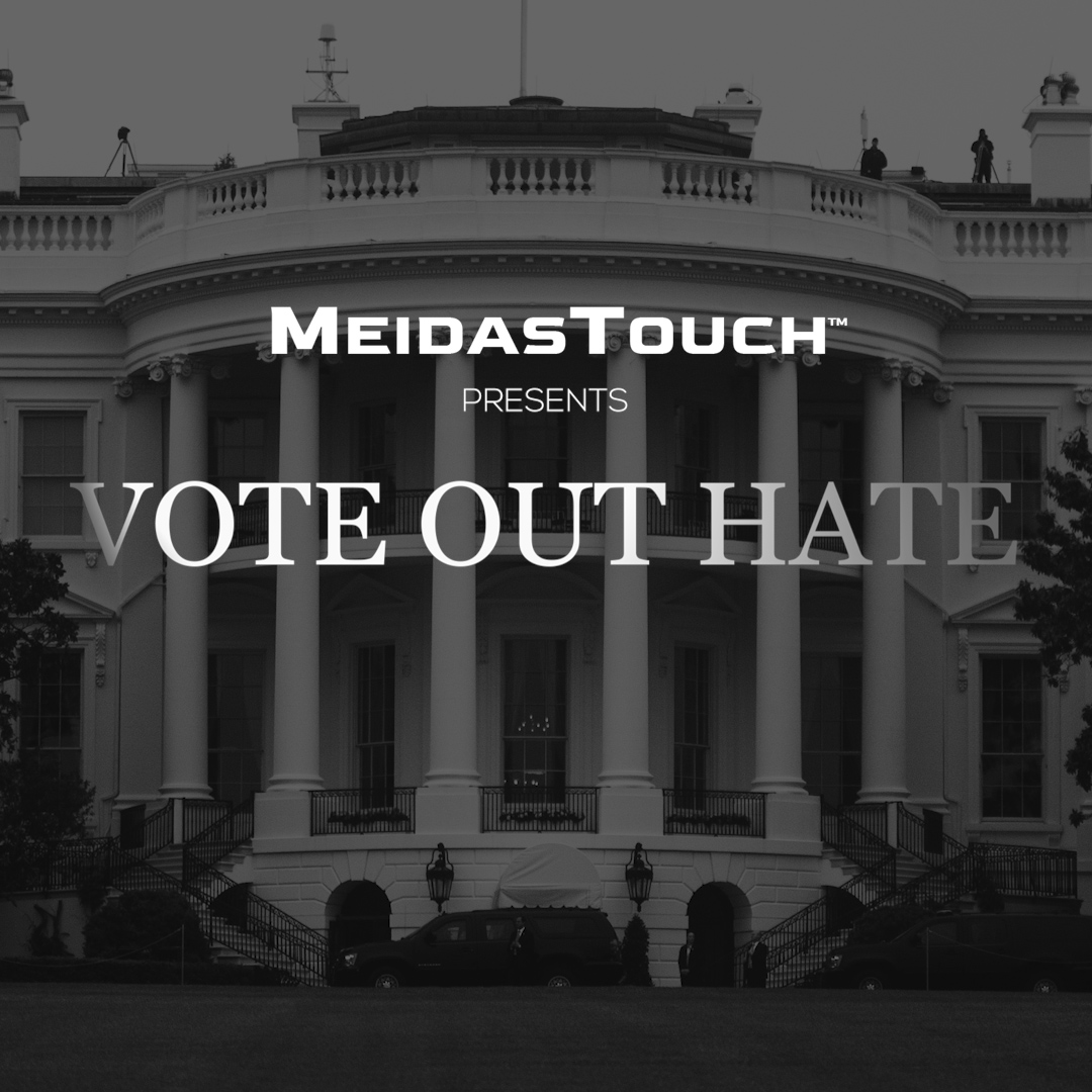 @PalmerReport @realDonaldTrump @realDonaldTrump 📺 NEW VIDEO The White House is the Hate House. #VoteOutHate