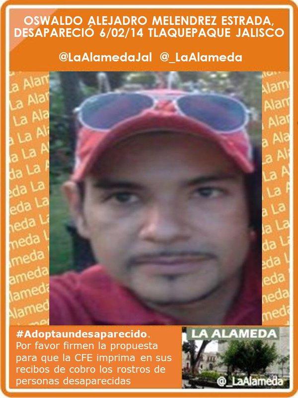 #TeBuscamos Oswaldo Alejandro Melendrez Estrada. Tlaquepaque, Jalisco #Tlaquepaque #Jalisco https://t.co/CcknCadU0Z