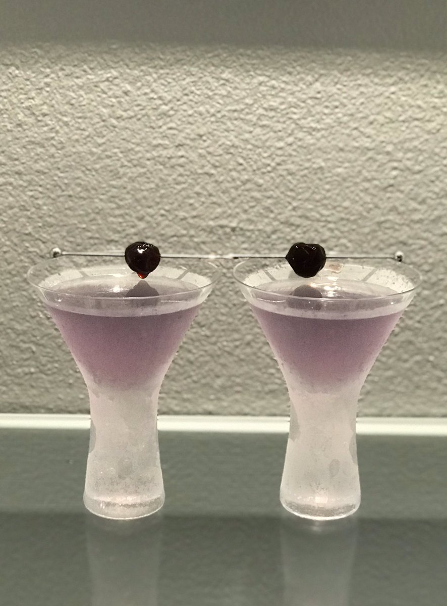 I'm not sure why some have so much venom for an #Aviation. I think it is a lovely and quite easy to make drink. Its not like it has cilantro or asparagus in it. pic.twitter.com/ewSgD6qnVn