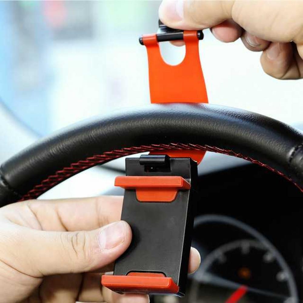 #retail Steering Wheel Phone Holder pic.twitter.com/yNdJTAeovF