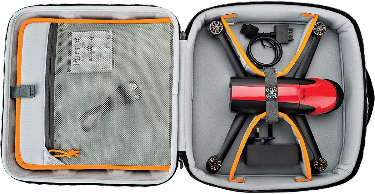 The Lowepro Drone Guard has FormShell technology with lightweight, yet sturdy composite-shell construction offers superior protection for gear without adding weight or bulk. https://buff.ly/2XeQOggpic.twitter.com/c5wvUB3Vd1