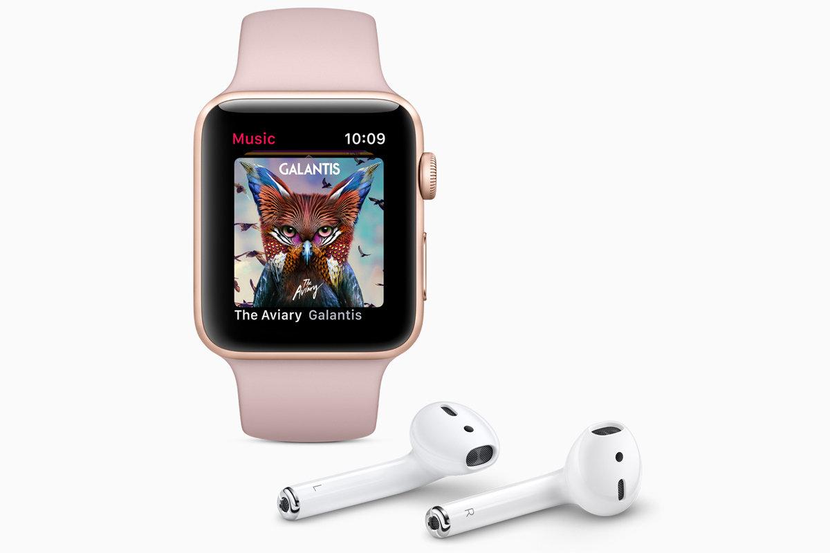 ابل تواصل صدارة سوق الأجهزة القابلة للإرتداء خلال الربع الأول من هذا العام. فقد تمكنت من شحن 21.2 مليون جهاز من منتجاتها Apple Watch و سماعة AirPods بينما المركز الثاني لشركة شاومي بشحنات بلغت 10.1 مليون وحدة. وثالثا لسامسونج بـ 8.6 مليون وحدة. وفقا لتقرير من مؤسسة بحوث السوق IDC