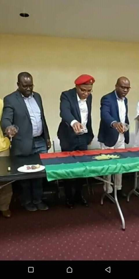 Happy New Month #Biafrans May the month of JUNE Adjust  #BiafraExit More Closer  I Course #Biafran Enemies 2 Make their Grave Mistakes this Month that will Cause them their Lives & Destroy zoo &give us Victory May divine Confusion befall them & may d Foundation of Zoo Break #Isee pic.twitter.com/IjNgrJqhvQ