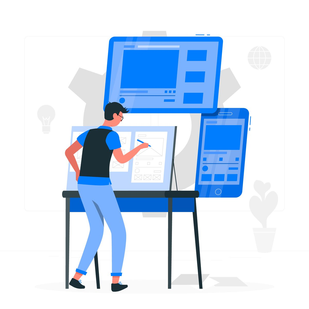 Are you UI/UX Designers and confused between which Prototyping Tools to choose? Here are the 10 Best Prototyping Tools For UI/UX Designers - https://bit.ly/3cgrfiY  #uidesign #uxdesign #prototyping #designers pic.twitter.com/wMqLY2v77H
