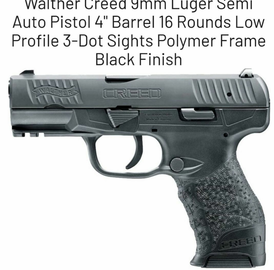 @RealJamesWoods @NRA  is a good place to shop for your #guns and #ammo needs. @cheaperthandirt has some great prices too.  Just ordered this 27oz beauty! #9mm #pistol #gun #2ndAmendment #ConcealedCarry #ArmYourself #DefendYourself