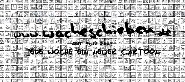 http://wacheschieben.de - jede Woche ein neuer Cartoon. Heute ist wieder Geburtstag  12 Jahre mein Motto eingehalten! 627 Cartoons! Bin schon ein wenig Stolz. Danke an alle, die mich durch ihr Feedback motivieren, auch nach 12 Jahren diesem Motto treu zu bleiben. pic.twitter.com/Mv86k98WOW