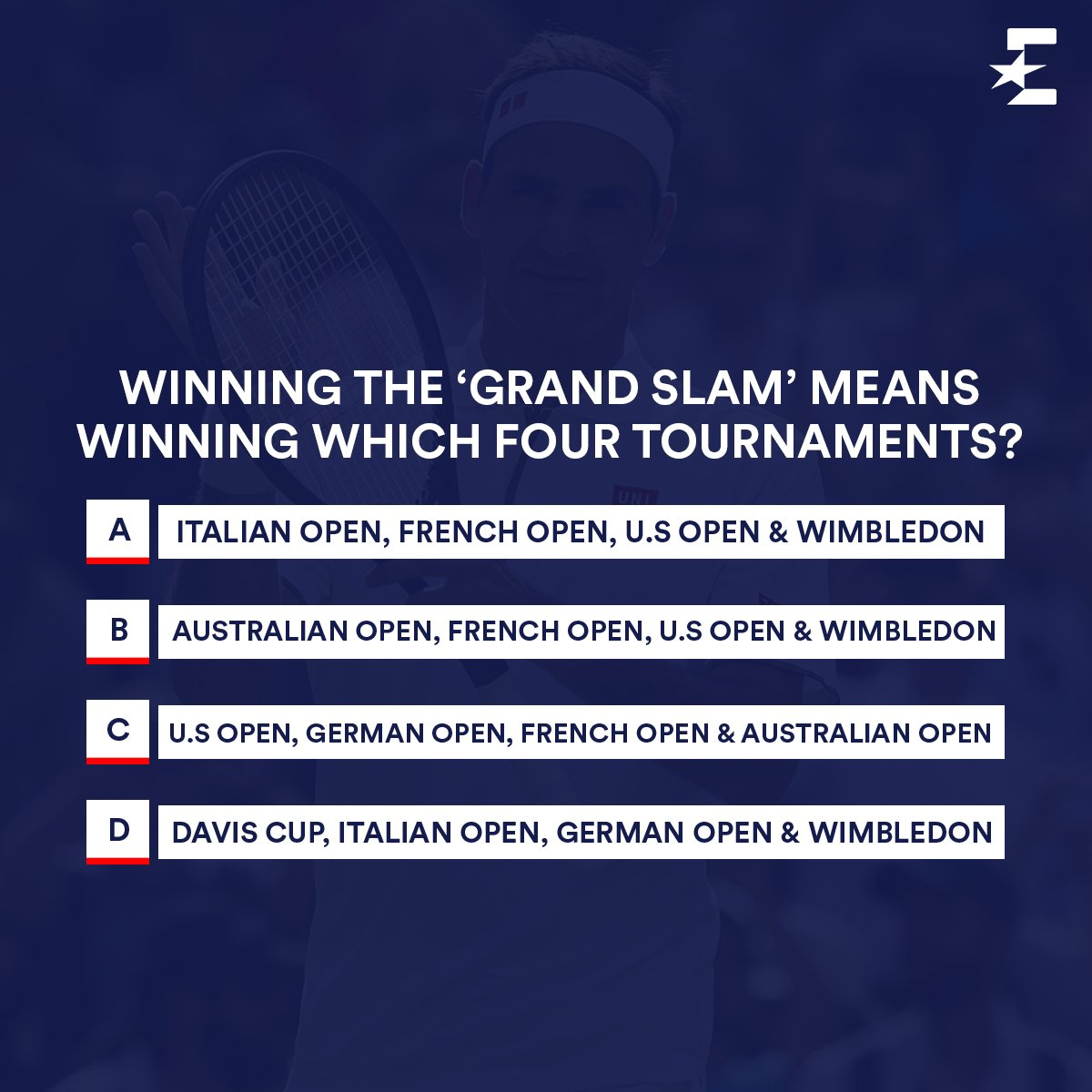 The greatest players aim to set the greatest records. Watch tennis champions battle it out on famous courts, only on Eurosport. . . #EurosportInIndia #Eurosport #Tennis #TennisUnited  #Wimbledon #FrenchOpen #ItalianOpen #USOpen #AustralianOpen #GermanOpen #DavisCup #GrandSlam https://t.co/aHw2muldjk