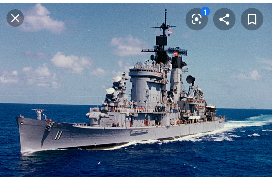 @BeyondBlonde3 @MalcolmNance Much Respect to your father from my now deceased Marine father who helped clear the Island of Tinian so the #EnolaGay & #Boxscar could fly to Japan & end the war with Japan. #NavyVet USS Chicago CG-11, sister to the USS Indianapolis that delivered #Fatman & #Littleboy to Tinian
