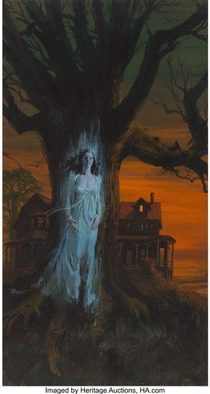 Art by Victor Prezio. #horror #HorrorArt<br>http://pic.twitter.com/QlNEQXUMh5