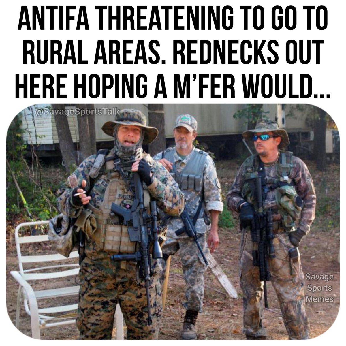 Because hunting is a sport too... . .  #meme #memes #rednecks #antifa #farmer #farmers #sports #sportsmemes #sportsmeme #guns #gun #redneck #riots #riots2020