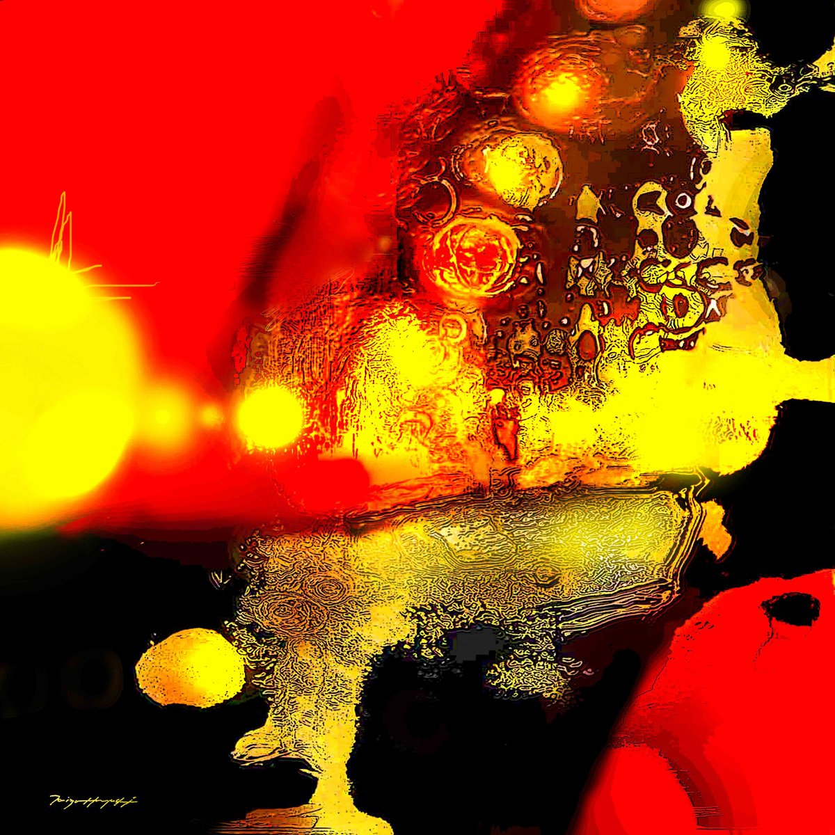 Sunlight of Spain ;  Taizo Hayashi ; Japan     #art #arte #abstractart #abstractpainting #digitalpainting  #digitalart #ContemporaryArt #絵描きさんと繫がりたい  #抽象画 #デジタル絵画 #デジタル #アート  #絵画pic.twitter.com/hsiCCqn5cs