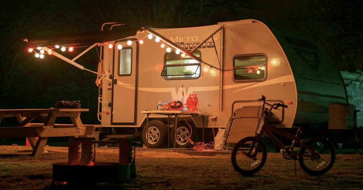 Home is where you park it. #ThingsRVersSay #GoRVing