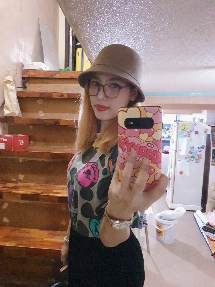 """Ready to make some magic while I'm here."" Doning my Tokyo Disneyland shirt and Hongkong Disneyland hat because i want to make some magic today hehe   #selca #selfie  https://www.instagram.com/p/CA4JiS0BcK8/?igshid=1sy9jbydgoae5…pic.twitter.com/qtzPkHAJpZ"