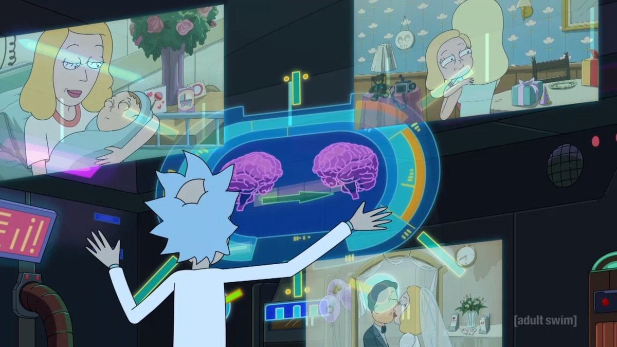 #RickandMorty This is why this fucking show is amazing. for fuck sakes. I'm feeling a lot. <br>http://pic.twitter.com/y60EMcrAuk
