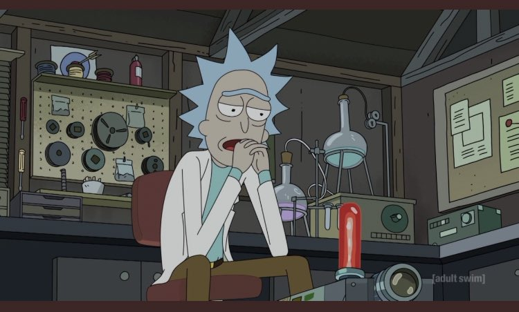 Dam just realized we gotta wait another 2 years for season 5  #RickandMorty <br>http://pic.twitter.com/4AkBGibUNy