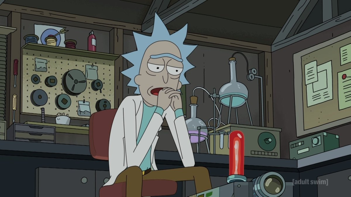 WHAT. A. FINALE. #RickandMorty <br>http://pic.twitter.com/G9YlgQXp8G