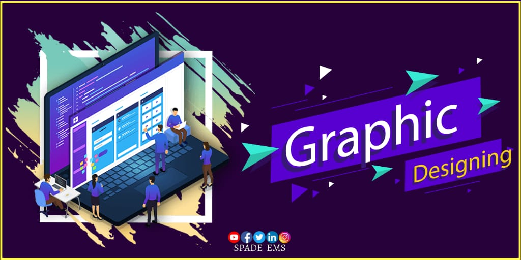 """The Secret to Creativity : Graphic designing""  #enhancesales #buildgoodwill #brandawareness #encouragesprofessionalism    @spadeems provides all the services like : #banners #infographic #packaginglabeldesign #art #illustrationart   For more info visit :"