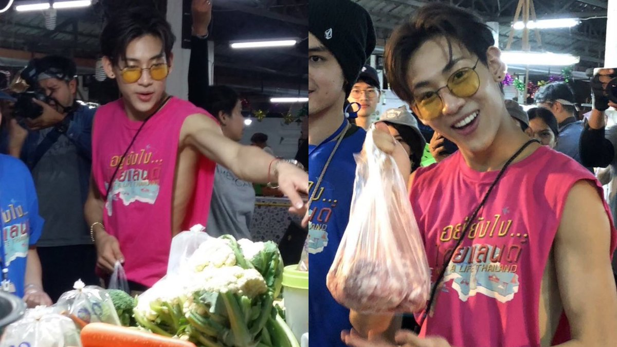 bambam in a market is such a concept <br>http://pic.twitter.com/NXxX1TRMV0