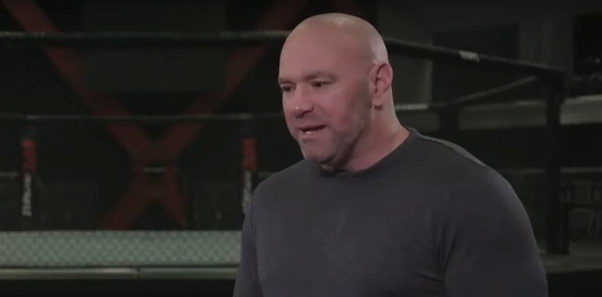 "Dana White Says he ""Could Care Less"" About Escalating Tensions With Jon Jones - https://t.co/wQWnBKxnPa #UFC #UFCVegas https://t.co/y8bMZfk2f4"