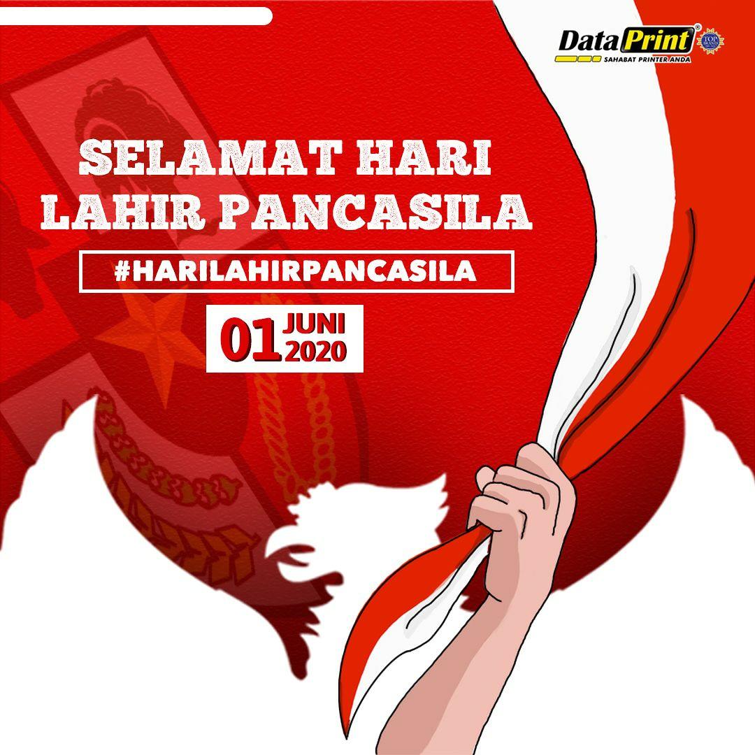 Selamat hari lahirnya Pancasila  Mari kita amalkan Pancasila dengan bersama satu tujuan memajukan Indonesia yang adil dan sejahtera. Semangat Pancasila  #harilahirpancasila #lahirpancasila #pancasila https://t.co/YrAQDnKw2t