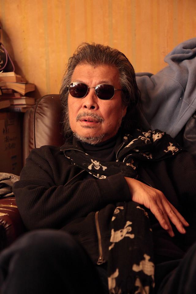 ジョージ秋山が77歳で死去、「浮浪雲」「銭ゲバ」など