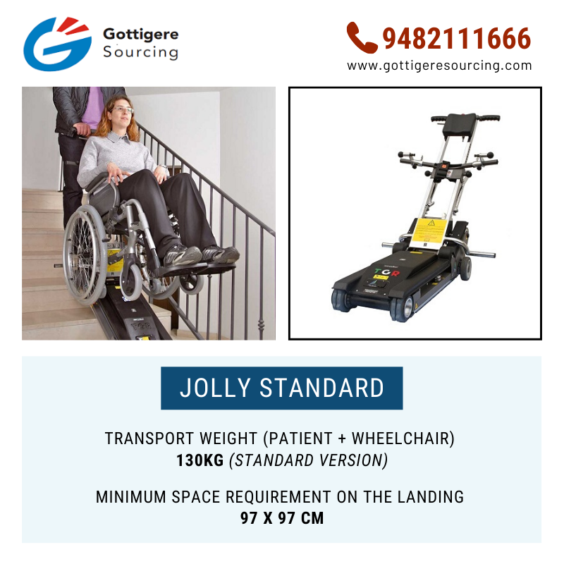 The Jolly stair crawler is the ideal aid for straight stairs.   Talk to our specialists @ 9482111666 today!  Visit http://www.gottigeresourcing.com/sliding.html for more information.  #StairCases #StairClimbers #Jolly #JollyStandard #JollyStairCrawler #Gottigere #GottigereSourcingpic.twitter.com/b7sH3hwMlV