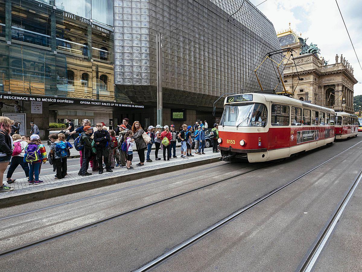 Pražská MHD inovuje navigační systém tramvají https://t.co/rIxtlnJ3e9 #InformacniServis https://t.co/mwjQidjKLV