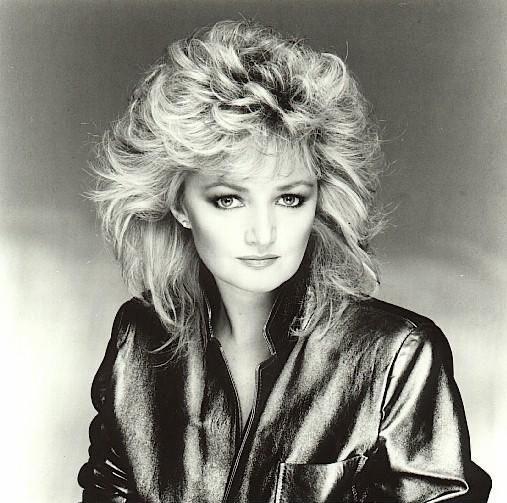 Happy birthday to Welsh singer Bonnie Tyler, born June 8, 1951.