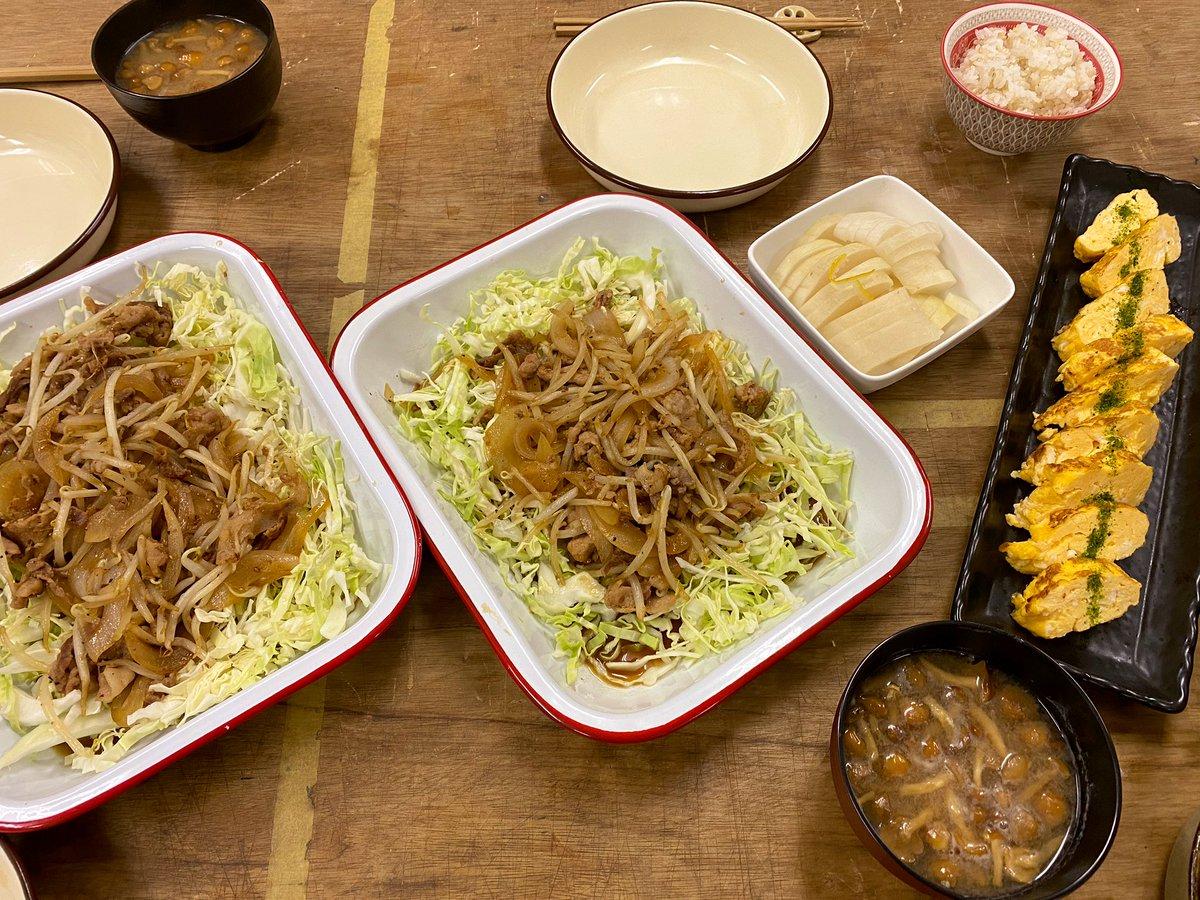 生姜 焼き タモリ 豚肉