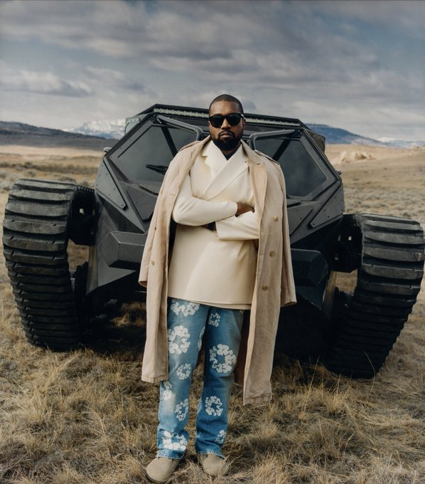 Happy birthday to Christian Genius Billionaire Kanye West