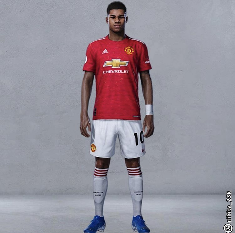 united zone on twitter manchester united s leaked 20 21 home and away kit for the upcoming season made on pes kit maker ig nikita 23k mufc https t co oacyyqfasb pes kit maker ig nikita 23k mufc