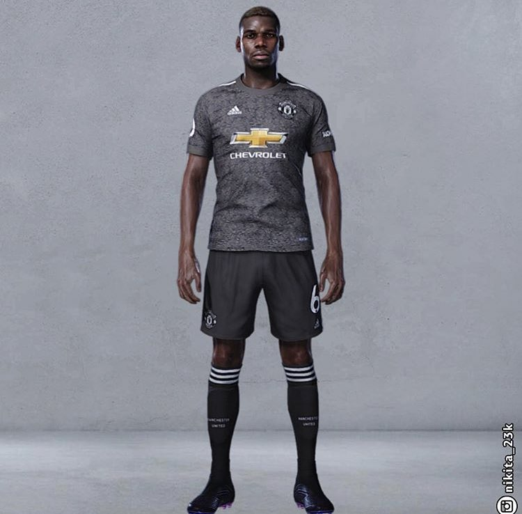 United Zone On Twitter Manchester United S Leaked 20 21 Home And Away Kit For The Upcoming Season Made On Pes Kit Maker Ig Nikita 23k Mufc Https T Co Oacyyqfasb