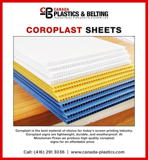 Canada Plastics And Belting Produce High-Quality Coroplast Signs For An Affordable Price. visit: https://www.canada-plastics.com/coroplast-sheets/coroplast-sheets620 … #CanadaPlastics #CanadianPlasticsandBelting #CoroplastSheet #CoroplastSignage #RealEstateSigns #OutdoorSigns #CampaignSigns #lightweight #Durable #Weatherproofpic.twitter.com/6DnuMOy5GV
