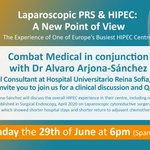 Image for the Tweet beginning: #HIPEC #Laparoscopic #SurgicalOncology @CombatCancer