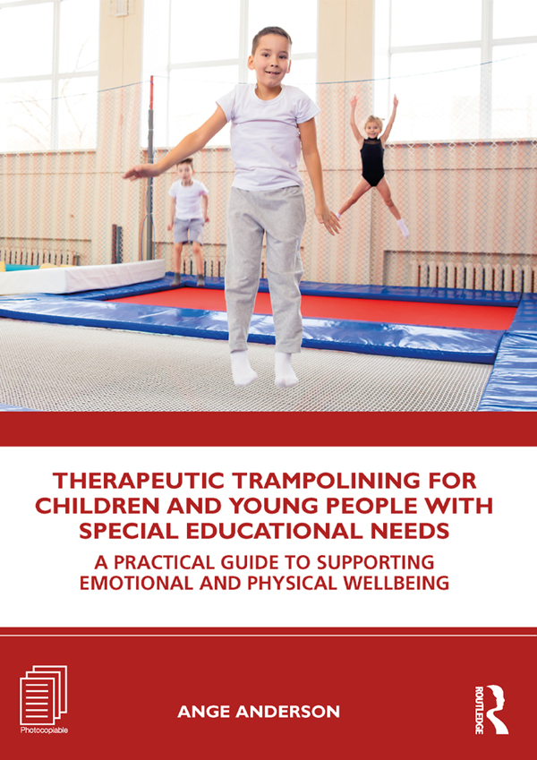 Great to see @angelique500's new book 'Therapeutic Trampolining for Children and Young People with SEN' mentioned in this interview with Eddy Anderson, founder of @ReboundTherapy:🗣️https://t.co/ffhmxbymAS. You can find out more about Ange's book here: https://t.co/URqNhnVmbo #SEN https://t.co/Mt8pXMFEKd